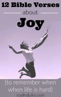 12 Bible Verses About Joy