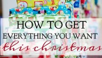 How to Get Everything You Want for Christmas
