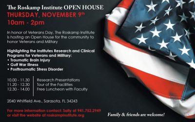 2017 Veterans Day Open House