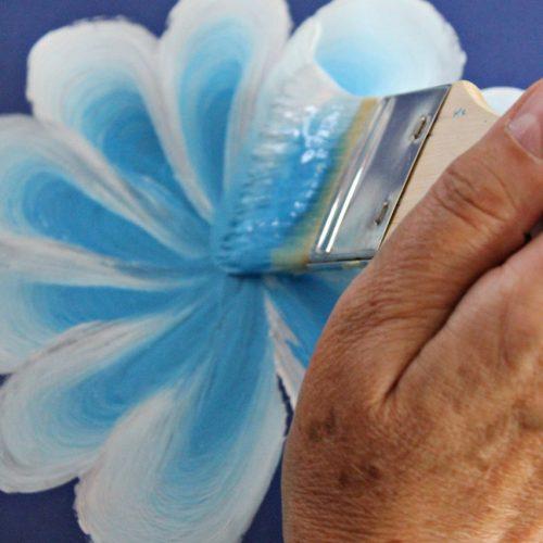 Kvety jedným ťahom (7)