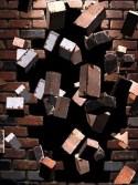 breaking a wall