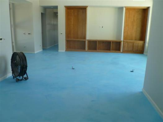 Great room floor layer 2