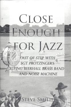"""Close Enough for Jazz"" cover"