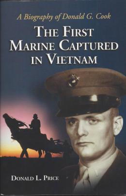 """The First Marine Capterued in Vietnam"" cover"