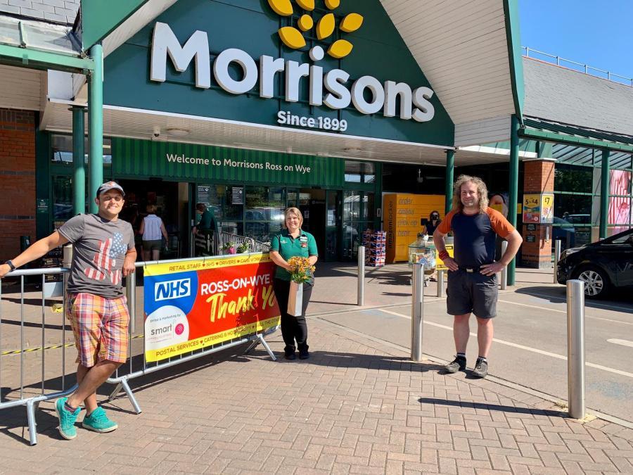 Morrisons Ross on Wye