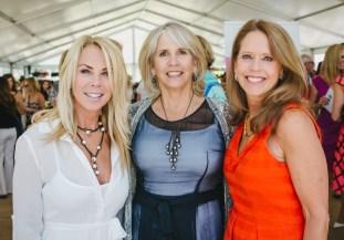 Holly Davis, Alex Halperin and Pamela Ross