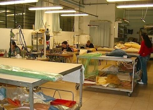 Rossi Italo Laboratorio la cura dei particolari e delle rifiniture creano prodotti di qualità
