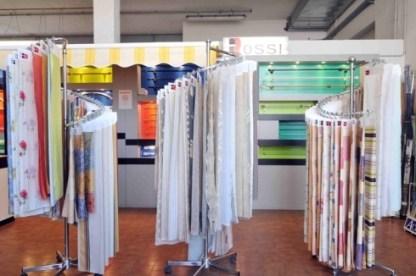 vendita di tessuti per creare personalmente tende e rivestimenti per la vostra casa