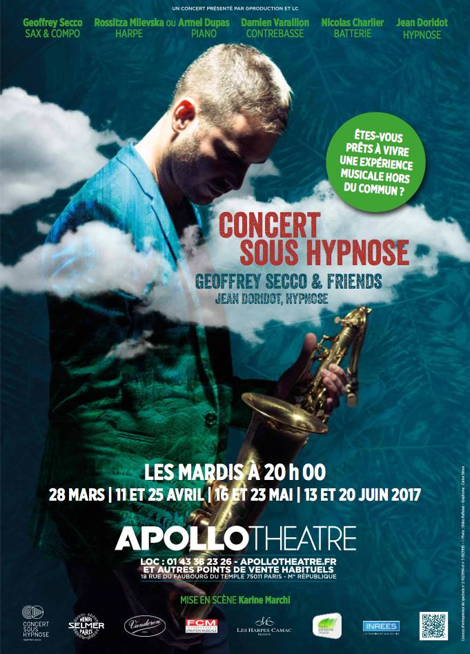 apollo theatre milevska harpe