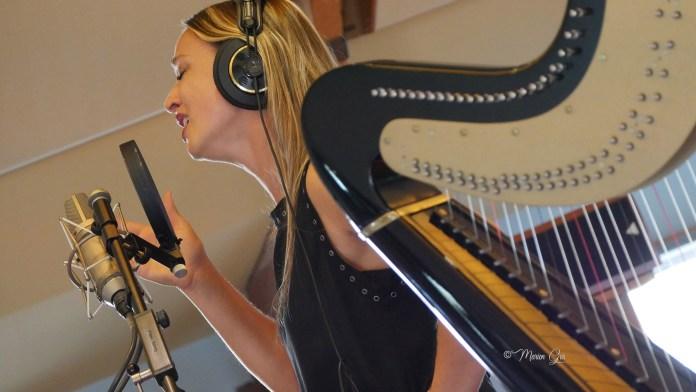 milevska chant voice antibes recording studio