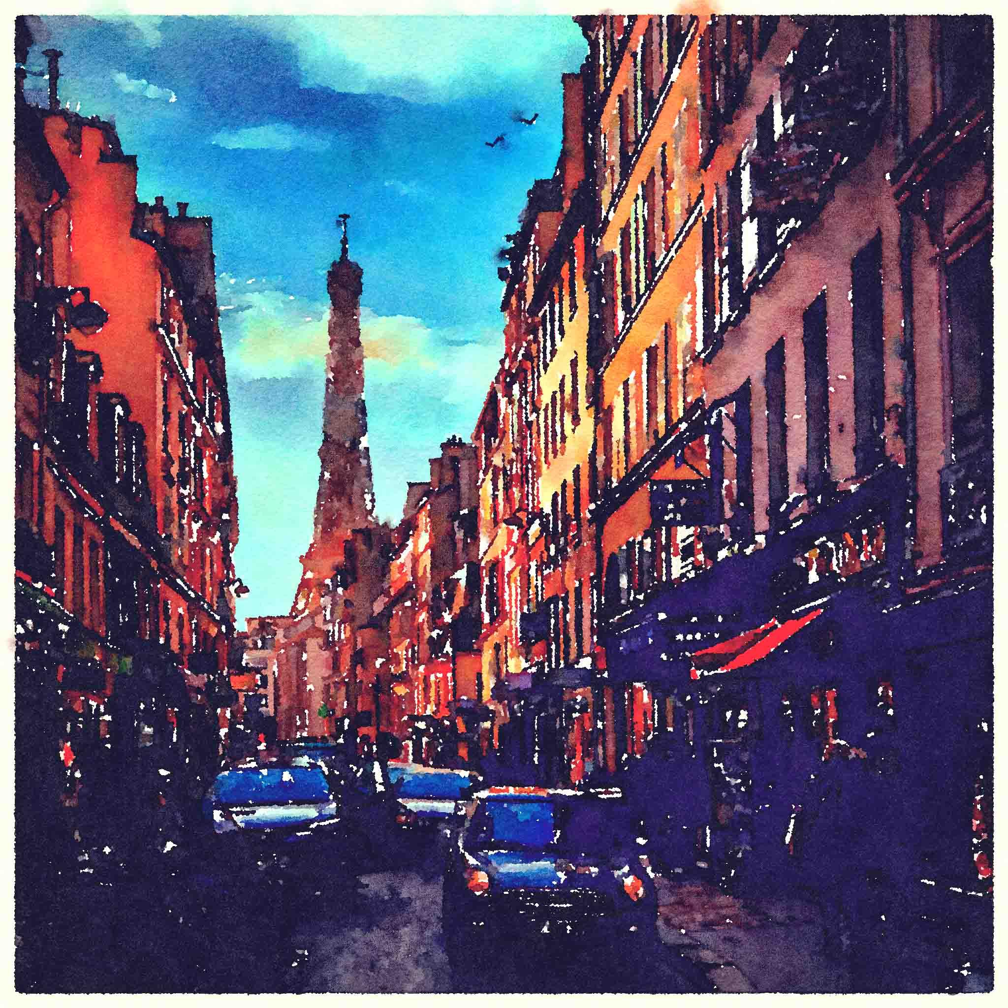 Paris Renovation Bug