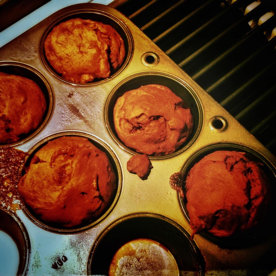 Pumpkin Carrot Muffins (Source: Rosslyn Redux)