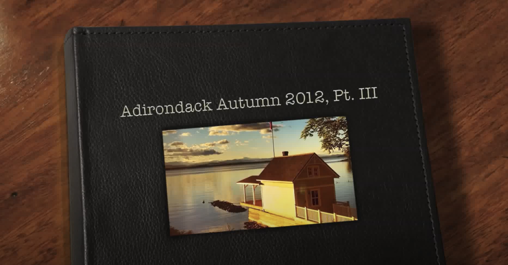 Adirondack Autumn 2012: Part III (Source: Rosslyn Redux)