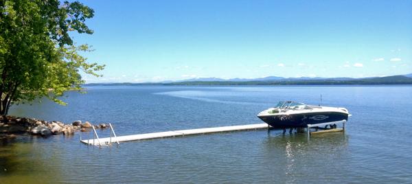 Lake Champlain is Rising, Rising, Rising