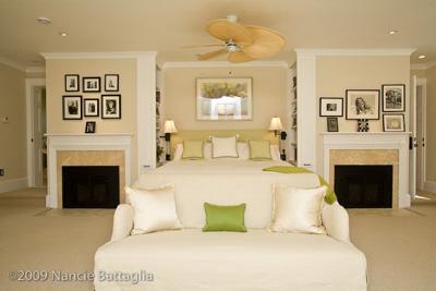 Rosslyn Master Bedroom, East Elevation (Credit: Nancie Battaglia)