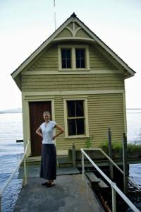 Rosslyn Boathouse, circa 2006
