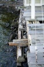 Rosslyn Boathouse Detail, circa 2006