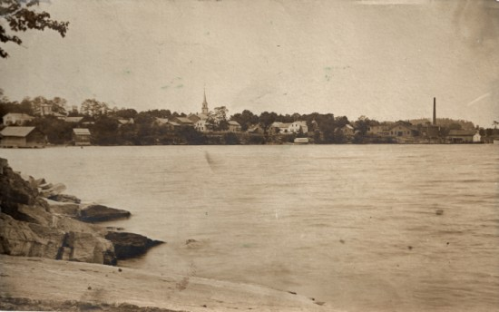 Essex Horse Nail Company Factory (Source: Susie Drinkwine via Essex on Lake Champlain)