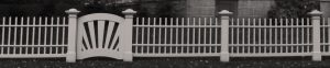 Rosslyn Fence and Gate (Source: Geo Davis)