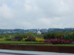 Blick vom Landesgartenschau ins Himmelreich