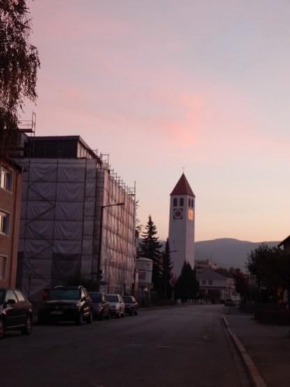 St. Martin von der Detterstraße aus