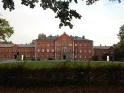 Die alte Kaserne in Deggendorf - jetzt Klinik Angermühle