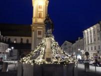 Der Marienbrunnen am Luitpoldplatz