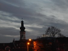 Über den Dächern von Deggendorf