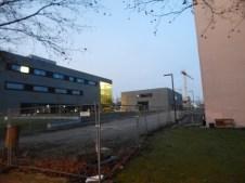 Die Neubauten der Technischen Hochschule Deggendorf