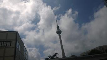 Stadtrundfahrt - Fernsehturm