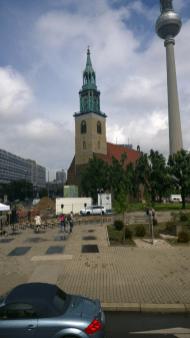Stadtrundfahrt - Marienkirche