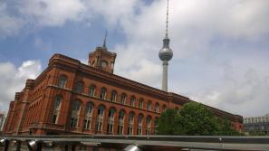 Stadtrundfahrt - Rotes Rathaus