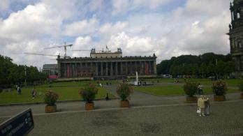 Stadtrundfahrt - Altes Museum