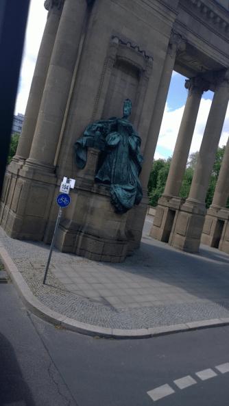 Stadtrundfahrt - Charlottenburger Tor