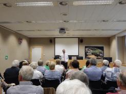 Europaparlament - Treffen mit Manfred Weber