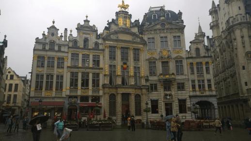 Altstadt von Brüssel