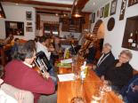 Drunter & Drüber bei der Weingärtnerei Frischengruber in der Wachau