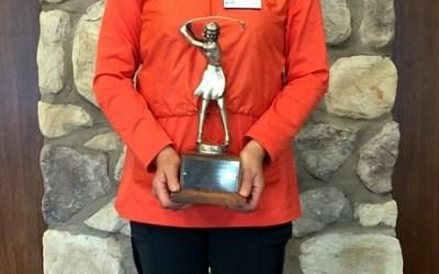 Olivia Hsueh is 2017 Handicap Champion