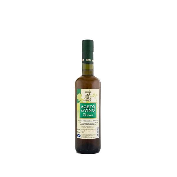 Aceto di Vino Bianco Biologico