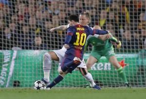 Barcellona vs Milan - Uefa Champions League