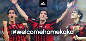 Welcome Home Kakà