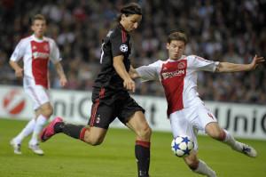 Champions League 2010 2011  - Ajax vs Milan