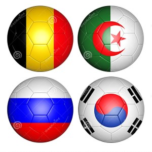World Cup 2014 - Group H