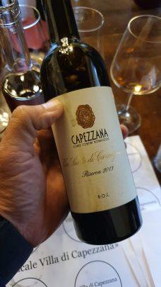 41 Capezzana Estate, Vin Santo di Carmignano Riserva 2013