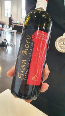 Candia DOC Rosso, Gran Moro 2020