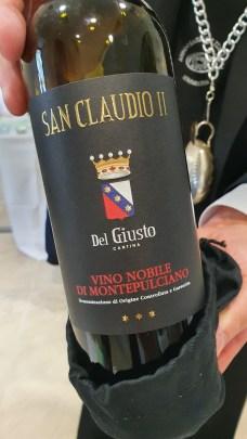 Cantina del Giusto Claudio II