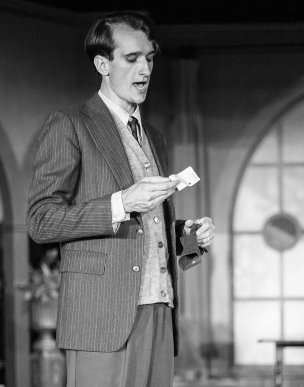 Evan Held as Giles Ralston