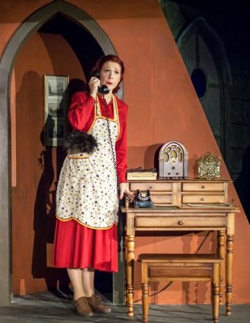 Heather Buck as Molly Ralston