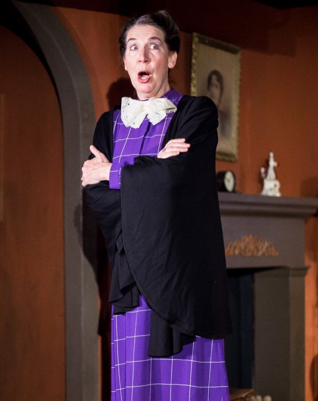 Tori Truss as Mrs. Boyle