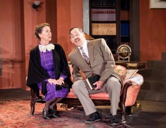 Tori Truss as Mrs. Boyle, Steve Price as Major Metcalf